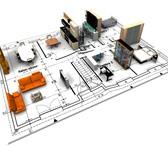 Изображение в Строительство и ремонт Дизайн интерьера Технический и эстетический проекты. Всех в Москве 5000