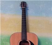 Изображение в Хобби и увлечения Музыка, пение Продам 6 струнную акустическую гитару, в в Томске 7500
