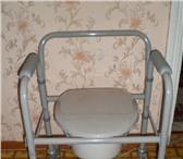 Фотография в Мебель и интерьер Столы, кресла, стулья Продам кресло туалет импортного производства в Прокопьевске 5000