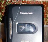 """Foto в Электроника и техника Аудиотехника Стерео аудиоплеер для кассет """"Панасоник"""" в Калининграде 300"""