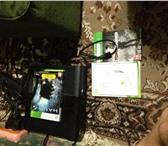 Foto в Компьютеры Игры продам xbox 360 В комплекте имеется 1 геймпад,гарнитура в Нальчике 8000