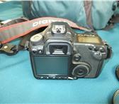 Фото в Электроника и техника Фотокамеры и фото техника Продам зеркалув Cenon 40D + Cenon 28-135mm. в Владимире 13000
