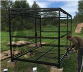 Изображение в Домашние животные Товары для животных Вольер для собак Размер 2 м х3 м , высота в Москве 26500
