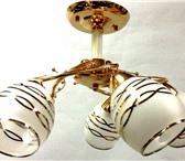 Фото в Мебель и интерьер Светильники, люстры, лампы Самые выгодные цены на люстры и светильники в Омске 500