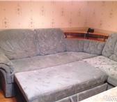 Фото в Мебель и интерьер Мягкая мебель Продам угловой диван + кресло б/у в хорошем в Перми 14000