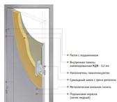 Фото в Строительство и ремонт Двери, окна, балконы Модель двери: высота2050/ширина850/толщина50 в Красноярске 6000