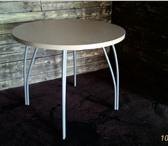 Фото в Мебель и интерьер Столы, кресла, стулья Продам стол, круглый.Диаметр столешницы 90 в Нижнем Новгороде 4500