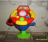 Фото в Для детей Детские игрушки продам новый музыкальный руль на присоске. в Ярославле 500