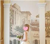Изображение в Одежда и обувь Свадебные платья Продаю свадебное платье 8000 р., размер 46-48, в Нижнем Новгороде 8000