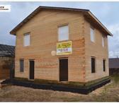 Изображение в Строительство и ремонт Строительство домов Строительство домов из бруса обычного и профилированного, в Сыктывкаре 0