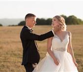 Изображение в Одежда и обувь Свадебные платья Продаю прекрасное свадебное платье американского в Краснодаре 45000