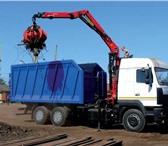 Изображение в Авторынок Транспорт, грузоперевозки Предоставим ломовоз в аренду. Вывоз мусора, в Благовещенске 1000
