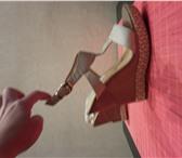 Фото в Одежда и обувь Женская обувь Босоножки BASCONI кожа натуральная, цвет в Санкт-Петербурге 4000