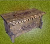 Изображение в Мебель и интерьер Мебель для дачи и сада Изготовление деревянной резной мебели под в Туле 0