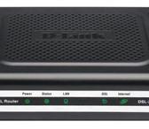 Изображение в Компьютеры Сетевое оборудование Продам DSL-2500U ADSL2+Ethernet Router для в Краснодаре 500