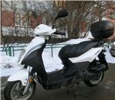 Фотография в Авторынок Скутер Срочно продается скутер 2012 года выпуска, в Москве 30000