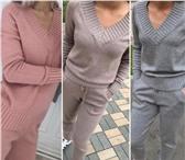 Фото в Одежда и обувь Женская одежда Ликвидация прошлой коллекции! Теплый кашемировый в Москве 3700