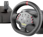 Foto в Компьютеры Комплектующие Продам руль для ПК - Logitech MOMO Racing в Омске 1600