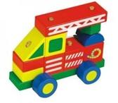 Foto в Для детей Детские игрушки Автомобиль конструкторЯркий разноцветный в Воронеже 299