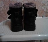 Фотография в Для детей Детская обувь продам ботинки из натуральной кожи состояние в Иваново 400