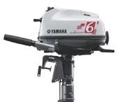 Фотография в Отдых и путешествия Товары для туризма и отдыха Продаются новые лодочные моторы Yamaha F6 в Казани 50000