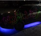 Изображение в Авторынок Лампы светодиодные Многоцветная подсветка днища преобразит внешний в Красноярске 5500