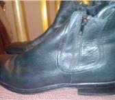 Изображение в Одежда и обувь Мужская обувь Продам мужские ботинки осень-весна, 43 размер, в Сочи 700