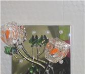 Foto в Мебель и интерьер Светильники, люстры, лампы Светильник настенный с светодиодной подсветкой. в Ижевске 1000