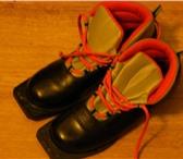Foto в Одежда и обувь Спортивная обувь Продаю лыжные ботинки в отличном состоянии. в Йошкар-Оле 600