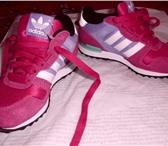 Foto в Для детей Детская обувь Новые детские кроссовки для девочки. Куплены в Оренбурге 2000