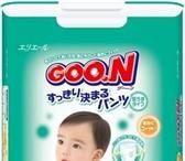 Изображение в Для детей Товары для новорожденных Новая марка японских подгузников MOONY в в Иркутске 0