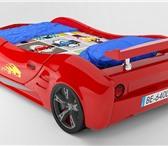 Фото в Для детей Детская мебель Внимание! Качественная объёмная кровать-машинкаFERRARI в Уфе 27000