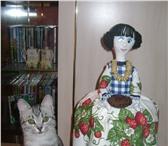 Изображение в Домашние животные Потерянные Пропала кошка,возраст 1 год,серая полосатая.Пропала в Нижневартовске 0