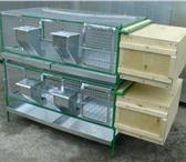 Foto в Домашние животные Товары для животных Клетка для кроликов откормочная (КР-ВП-О-1я) в Самаре 4550