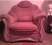 Изображение в Мебель и интерьер Мягкая мебель Продаю два дивана (тройка и двойка) и кресло в Москве 10000