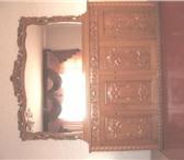 Фотография в Мебель и интерьер Мебель для спальни Резная мебель и предметы интерьера из дуба. в Москве 100000