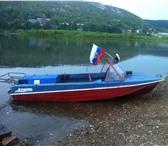 Фото в Авторынок Водный транспорт Продам катер водомет на базе лодки казанка в Перми 230000