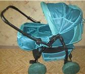 Изображение в Для детей Детские коляски Продается, Коляска трансформер,имеется дождевик, в Стерлитамаке 5000