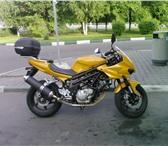 Фотография в Авторынок Мото Продаю мотоцикл HYOSUNG  GT650S(Ю.Корея).2007 в Бежецк 160000