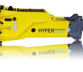 Изображение в Авторынок Навесное оборудование Всегда в наличии гидромолоты HYPER от эксклюзивного в Самаре 499000