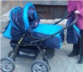 Фотография в Для детей Детские коляски Продам коляску трансформер зима лето    пр в Челябинске 3500