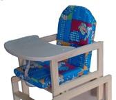 Изображение в Мебель и интерьер Мебель для детей Продам Стул-стол детский,  для кормления-Высота в Барнауле 1300