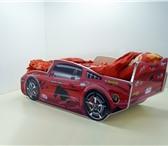 Изображение в Мебель и интерьер Мебель для детей Размеры кровати: длина 186 см, ширина 75 в Туле 15800