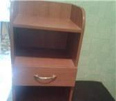 Изображение в Мебель и интерьер Мебель для прихожей Тумба с пуфиком длинна 750 высота 1050+вешалка в Иваново 4000