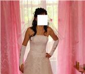 Foto в Авторынок Автокресла Срочно продам свадебное платье. Торг в Москве 5000