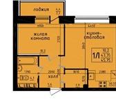 Фотография в Недвижимость Новостройки Предлагается евродвушка в корпусе 1. Стоимость в Санкт-Петербурге 5115289