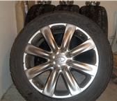 Изображение в Авторынок Колесные диски Продаю колёса в сборе (4 шт.) для Infiniti в Москве 50000