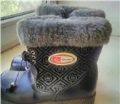 Фотография в Для детей Детская обувь размер 33 на зиму в хорошом стоянии в Туле 250