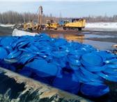 Изображение в Прочее,  разное Разное Крышки синие пластиковые бу Газпром куплю. в Архангельске 20000