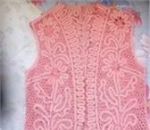 Foto в Одежда и обувь Женская одежда Продаю жилет недорого 40-42 размер ручной в Набережных Челнах 3000